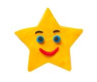 Plasticine star
